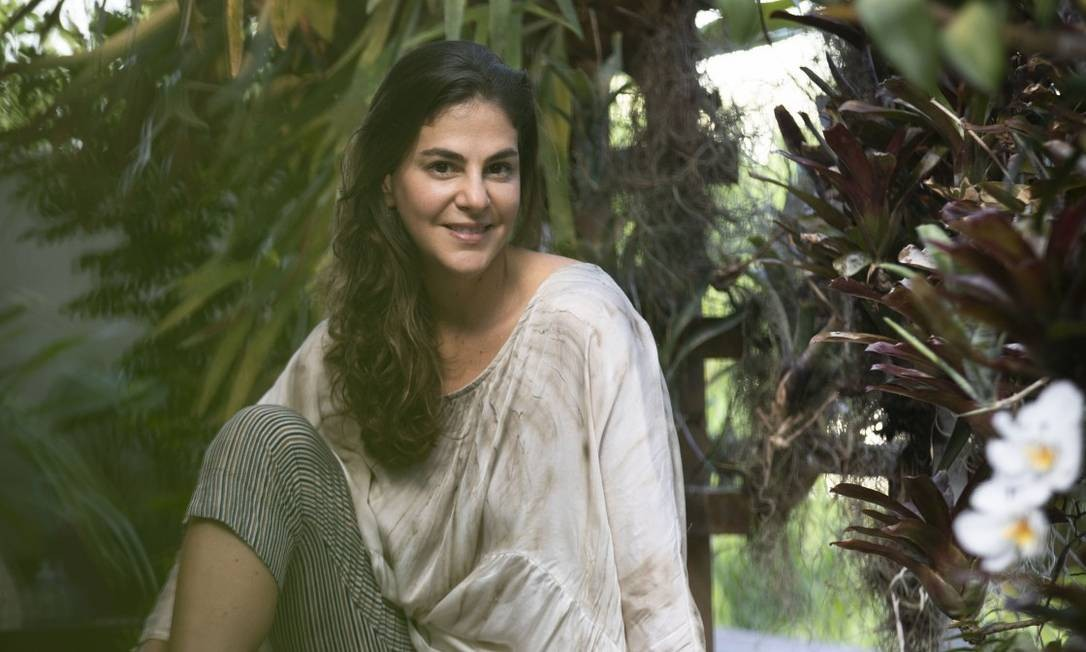 Ana Ceppas Vianna Foto: Ana Branco / Agência O Globo