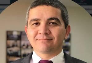 Alex Carreiro foi demitido da Apex Foto: Arquivo pessoal