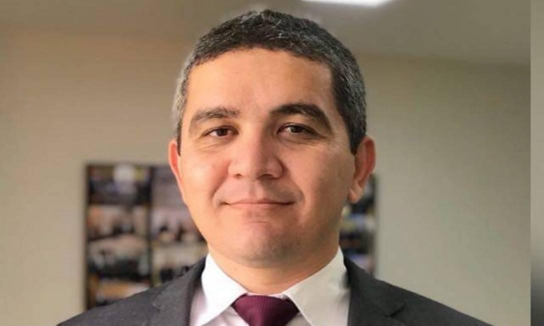 Alecxandro Carreiro, ex-presidente da Apex Foto: Reprodução