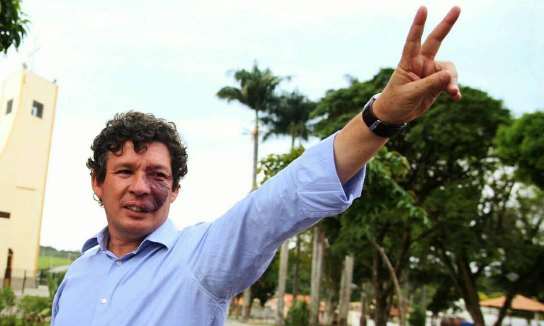 O deputado federal Reginaldo Lopes (PT-MG) Foto: Reprodução/Facebook