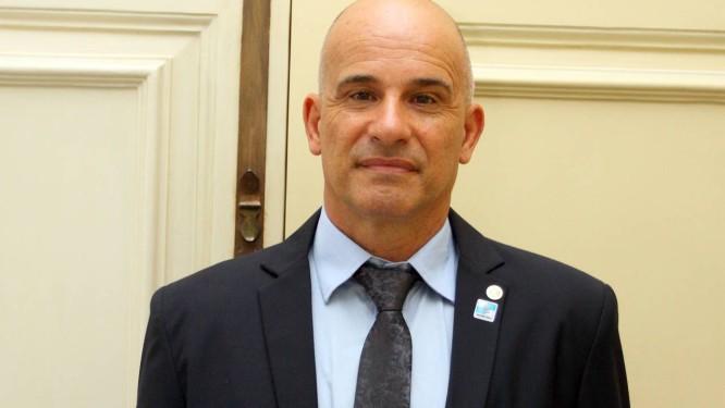 O dentista André Caffaro Andrade, que foi exonerado da Seap Foto: Reprodução