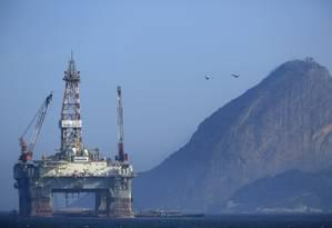 Petrobras tem até junho para decidir futuro de campos em terra e águas rasas Foto: Arquivo