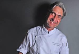 Jefferson Pacheco. Chef do Urukum faz uma cozinha em que preza as raízes brasileiras Foto: Divulgação/Rio ArtCom