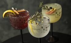 Drinques do Gin O´Clock, em Ipanema Foto: Guito Moreto / Agência O Globo