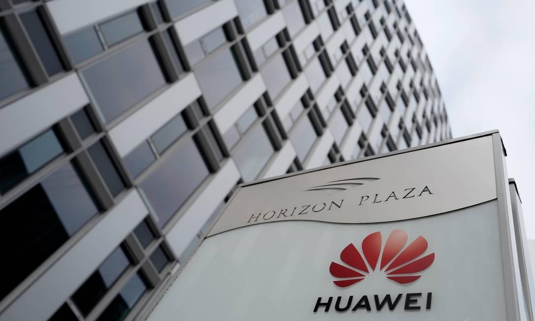 Sede da chinesa Huawei em Varsóvia: investigação de espionagem no país Foto: KACPER PEMPEL / REUTERS