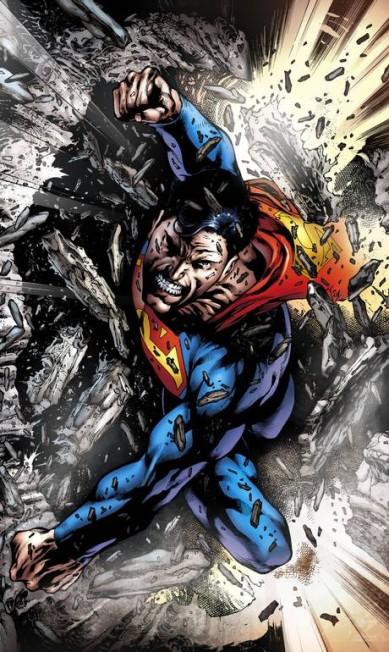 Eddie Barrows (Pará, 51 anos). Com inspirado pseudônimo gringo, Eduardo Barros tem uma longa lista de serviços prestados à DC, incluindo com o cobiçado Superman. Eddie Barrows / Reprodução