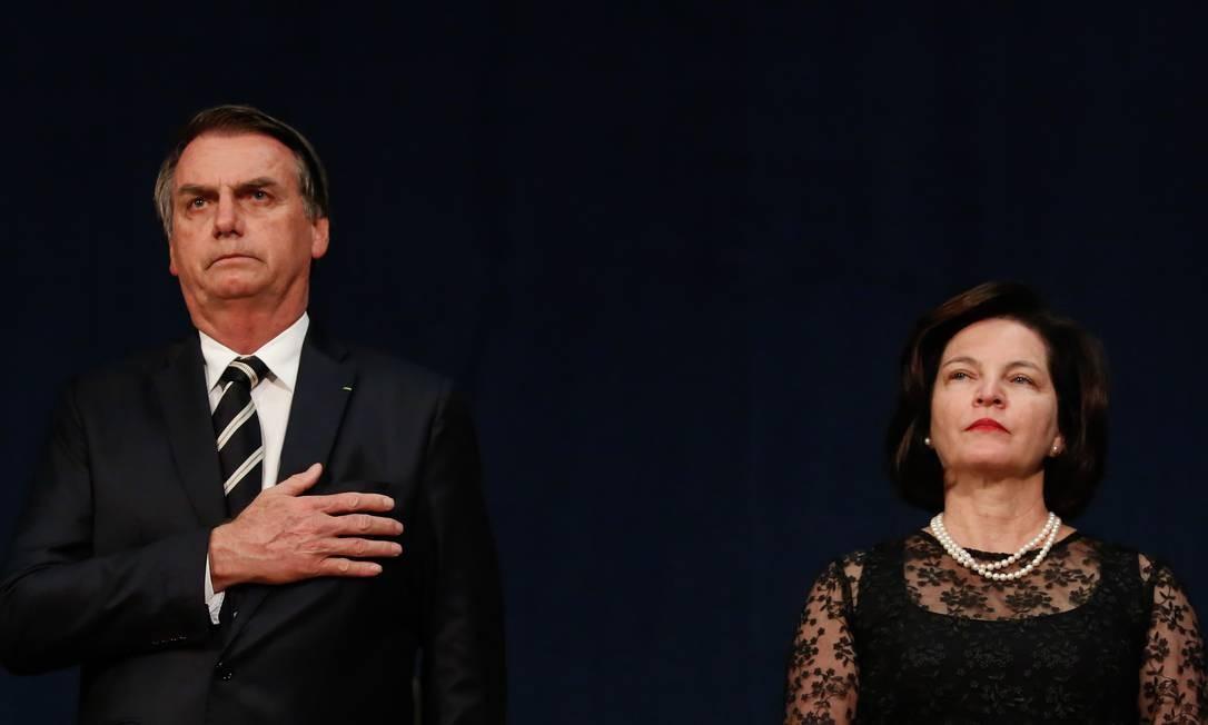 Bolsonaro 'renova a esperança dos brasileiros', diz Raquel Dodge