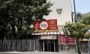Tijuca Tênis. Fundado em 1915, tem 50 mil metros quadrados Foto: Agência O Globo / Marcos Ramos