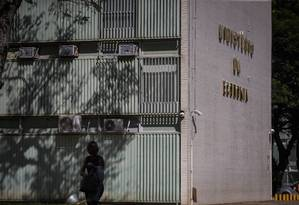 Ministério da Economia Foto: Daniel Marenco / 02-01-2019