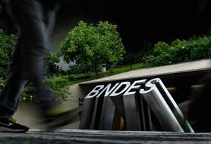 BNDES Foto: Pedro Teixeira / Agência O Globo