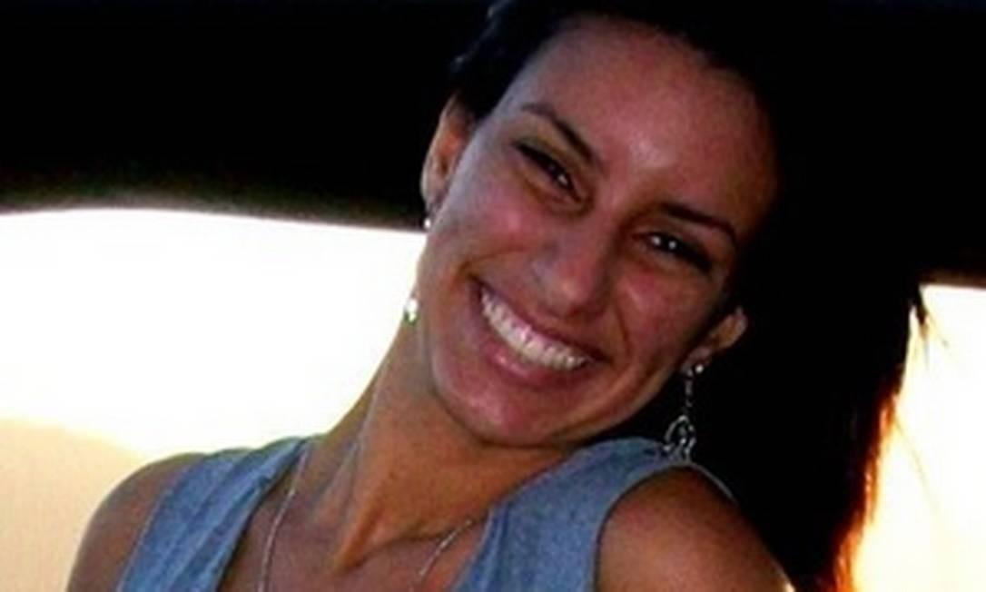 Nathalia Queiroz, filha de Fabrício Queiroz e ex-assessora do presidente Jair Bolsonaro Foto: Infoglobo