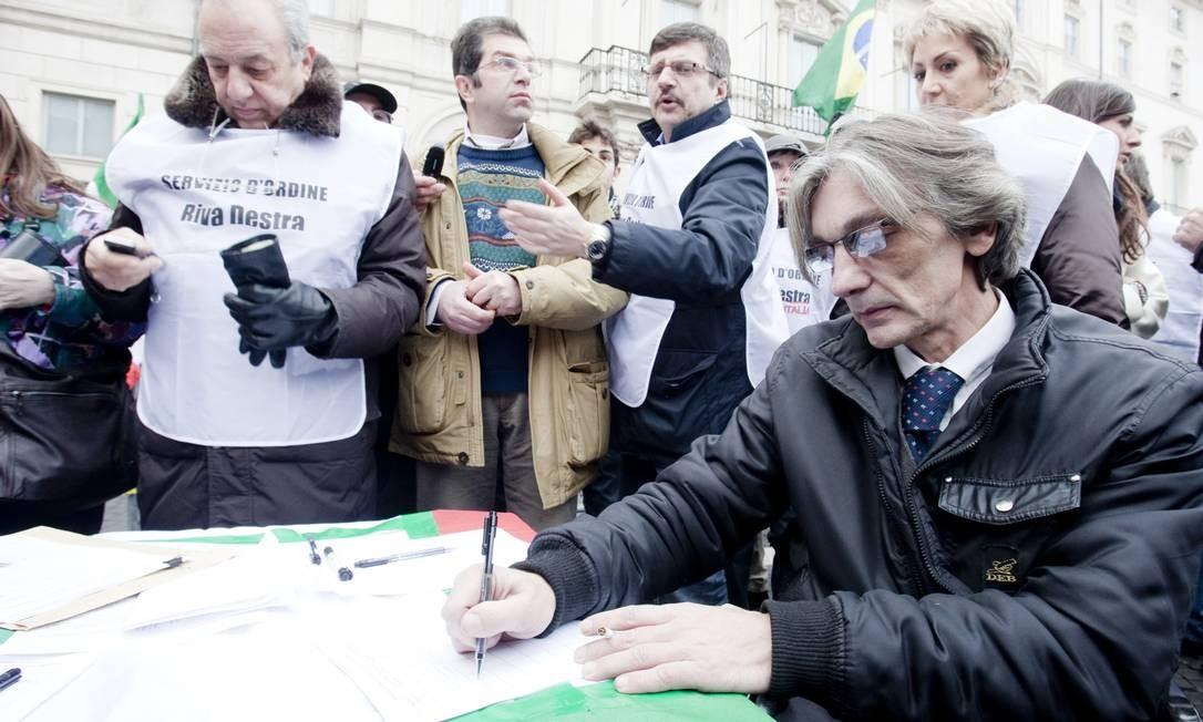 Alberto Torregiani Foto: Alessandra Benedetti - Corbis / Corbis via Getty Images