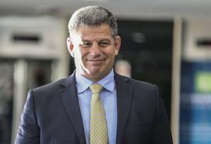 O ministro da Secretaria-Geral da Presidência, Gustavo Bebianno Foto: Valter Campanato/Agência Brasil