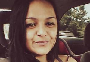 Daniela Alves, de 24 anos, foi morta pelo marido Foto: Reprodução Facebook