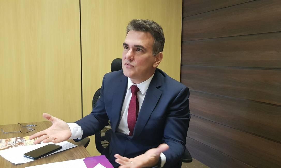 Sérgio Queiroz, secretário de proteção global Foto: Renata Mariz / Agência O Globo