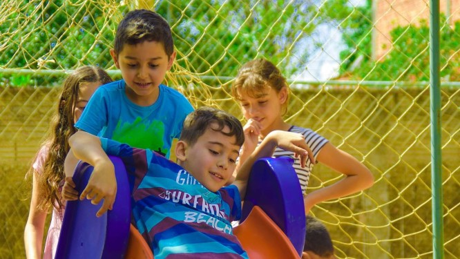Pesquisa revela que 70% das crianças preferem brincar ao ar livre Foto: Pixabay/Pixabay