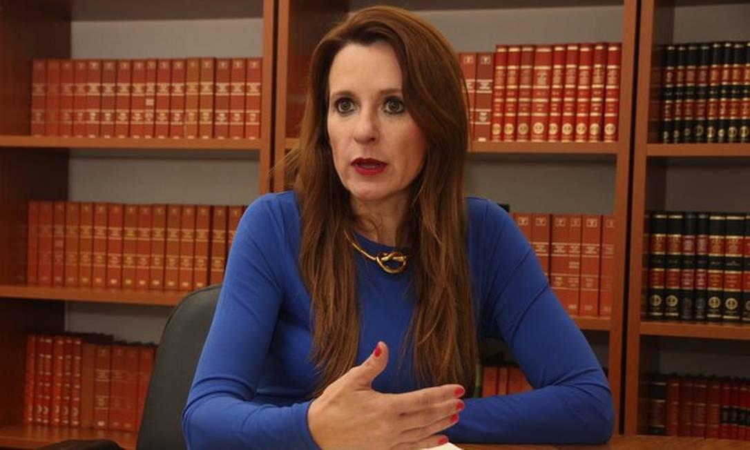 A promotora de Valéria Scarance, do Núcleo de Gênero do MP de São Paulo Foto: Divulgação/MPSP