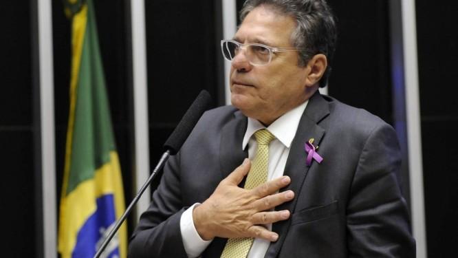 O deputado Zé Augusto Nalin (DEM-RJ) Foto: Luís Macedo / Câmara dos Deputados