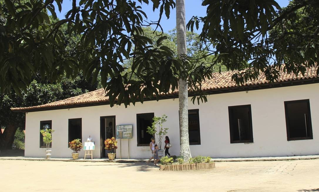 O Museu Monteiro Lobato funciona numa antiga fazenda que pertenceu ao avô do escritor, o Visconde de Tremembé Foto: Divulgação / Prefeitura de Taubaté