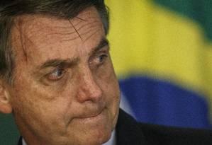 Medida contrariou governadores e parlamentares do Nordeste Foto: Daniel Marenco / Agência O Globo