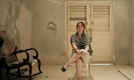 Tania Bruguera em sua casa em Havana. Desde 2014, a artista já foi presa oito vezes pelo governo cubano Foto: NOAH FRIEDMAN-RUDOVSKY / THE WASHINGTON POST / GETTY IMAGES