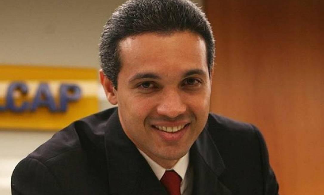 Márcio Lobão, filho do senador Edison Lobão (MDB-MA) Foto: Divulgação