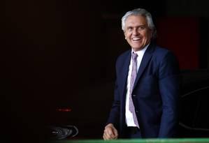 Governador de Goiás, Ronaldo Caiado Foto: Jorge William / Agência O Globo