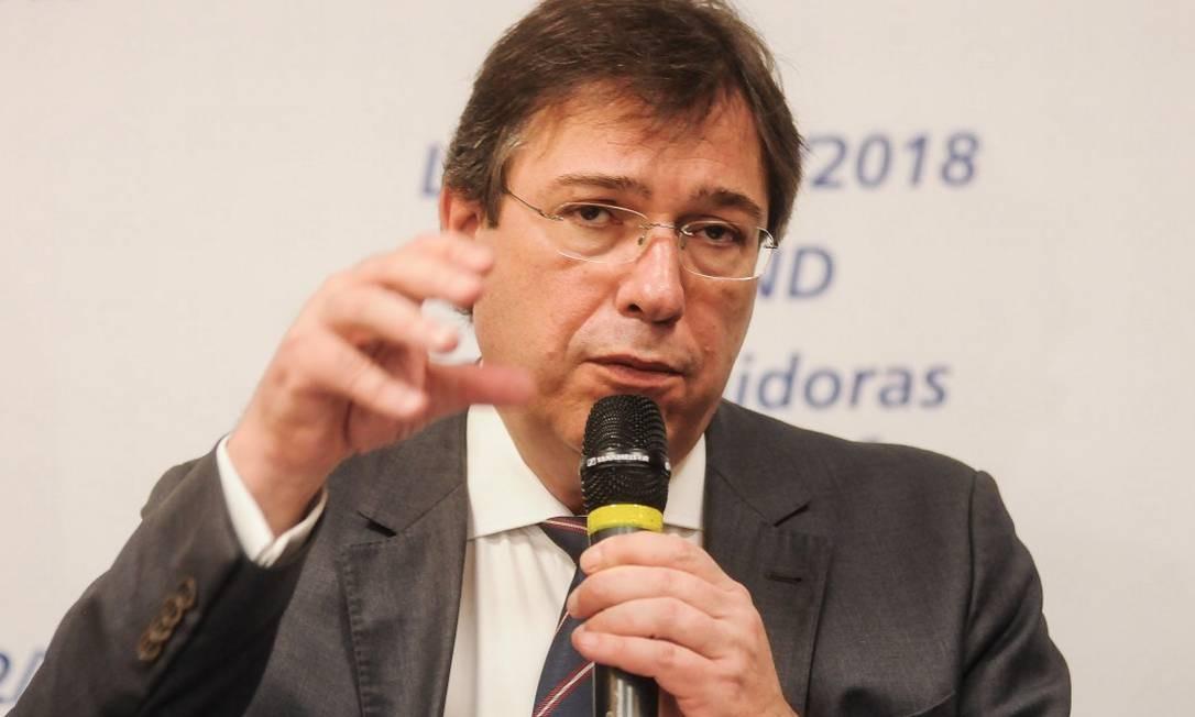Wilson Ferreira Junior, presidente da Eletrobras Foto: Claudio Belli / Valor/Agência O Globo