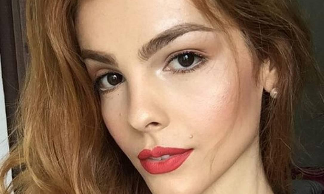 Náthalie de Oliveira tem 24 anos Foto: Reprodução/Instagram