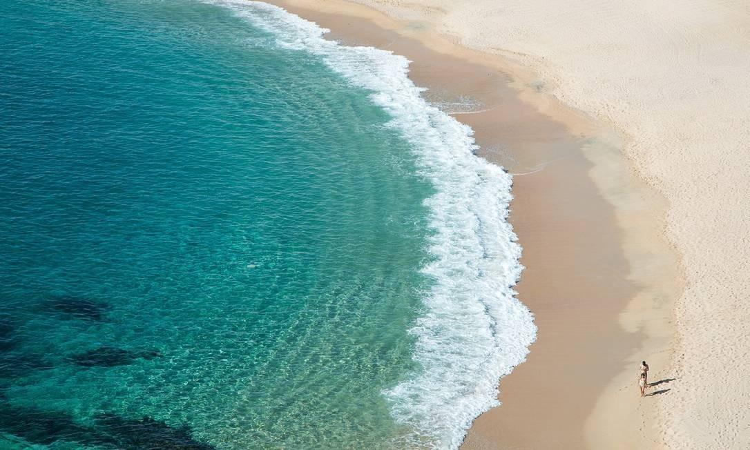 """Uma praia em Los Cabos, no México: a região conhecida como Costalegre também está entre os 52 lugares para se visitar em 2019, segundo o """"New York Times"""" Foto: Beth Coller / The New York Times"""