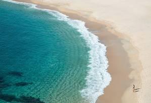 Uma praia em Los Cabos, no México, um dos 52 lugares para se visitar em 2019, segundo o 'New York Times' Foto: Beth Coller / The New York Times