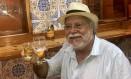 Sérgio Rabello, o novo dono da Adega da Velha Foto: Juarez Becoza