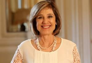Ana Maria Pellini foi nomeada secretária-executiva do Ministério do Meio Ambiente Foto: Divulgação