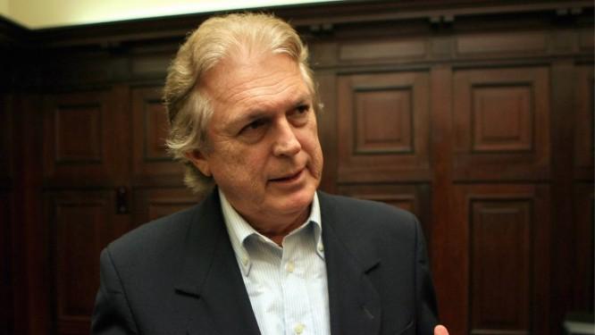 O presidente do PSL, Luciano Bivar Foto: Ivo Gonzalez