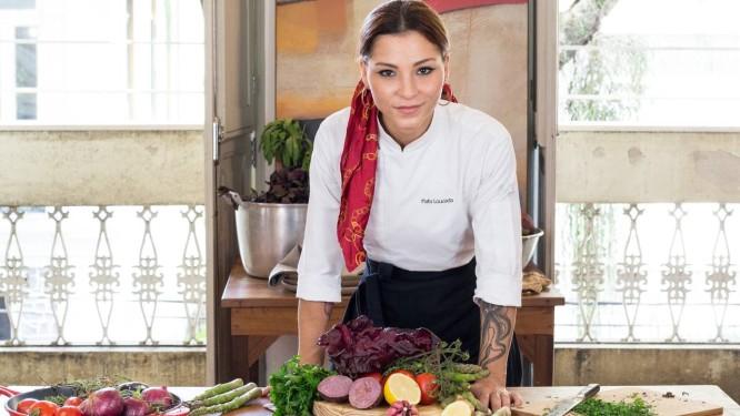 A chef niteroiense Rafa Louzada, está no comando do Bibi Sucos há dois anos Foto: Cora Food Concept / Divulgação