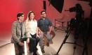 Aulas. O Ibmec RJ lançou no ano passado um curso para ser youtuber, tamanha a procura, onde ensinam técnicas de produção, apresentação e divulgação Foto: Divulgação