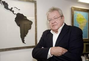 Marcus Vinicius Rodrigues, presidente do Inep Foto: Adriana Lorete / Agência O Globo