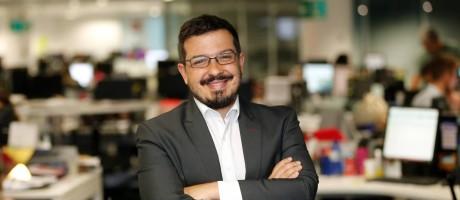 O colunista Guilherme Amado Foto: Domingos Peixoto / Agência O Globo