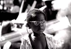 Cena do clipe 'Minha alma (a paz que eu não quero)' Foto: Divulgaçao