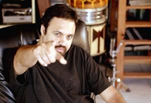 Marcelo Yuka, em novembro de 2003 Foto: Leo Aversa / O Globo