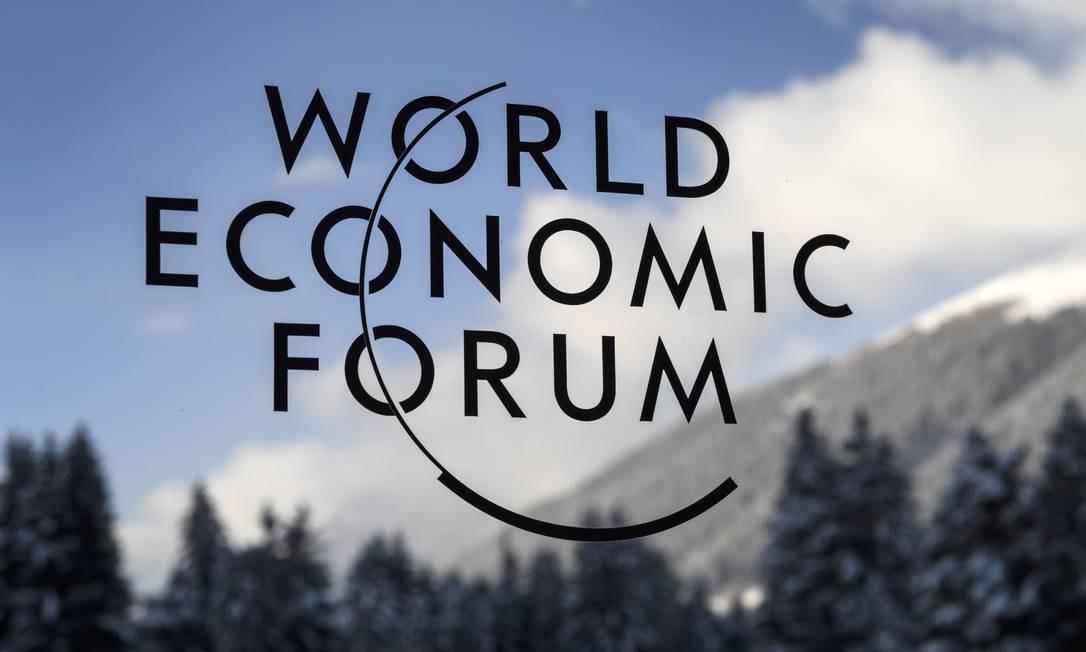 Relatório produzido pelo Fórum Econômico Mundial mostra rejeição ao populismo e ao antiglobalismo Foto: FABRICE COFFRINI / AFP
