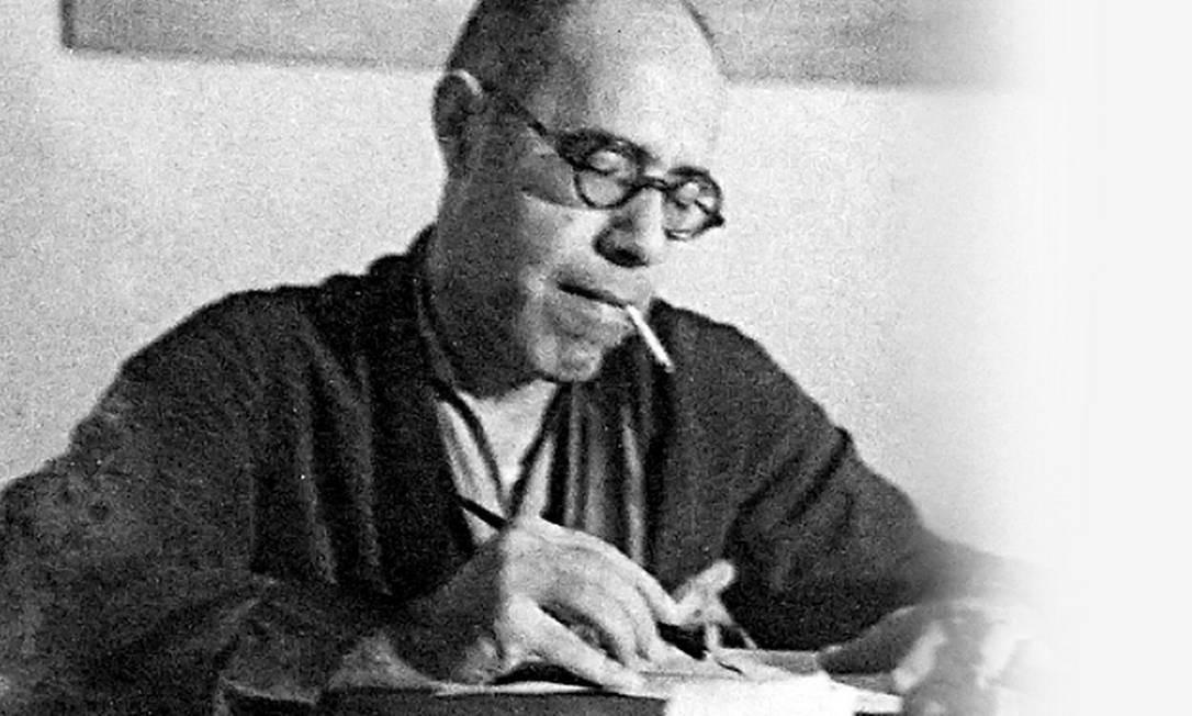 Mário de Andrade em 1941: posições políticas distintas não impediram a amizade com o crítico Foto: Agência O Globo