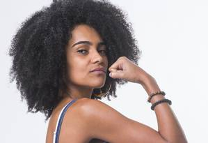 A designer Gabriela tem recebido elogios por suas falas sobre racismo durante o BBB 19 Foto: Mauricio Fidalgo / TV Globo