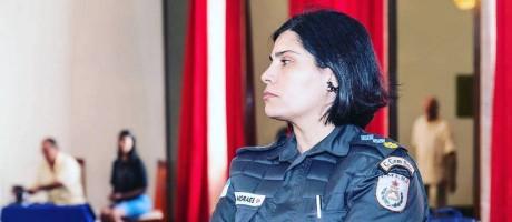 Major Cláudia Moraes Foto: Divulgação