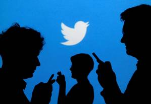 Ex-usuários de redes sociais ainda estão expostos pelos contatos que mantiveram nos ambientes digitais Foto: Kacper Pempel / REUTERS