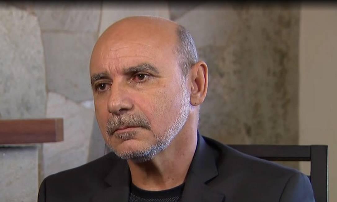 O ex-assessor Fabrício Queiroz Foto: Reprodução