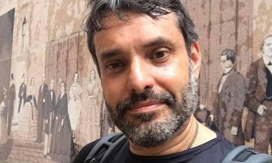 Marco Vitale disse à Polícia Civil que foi ameaçado por Suassuna Foto: Reprodução / Facebook