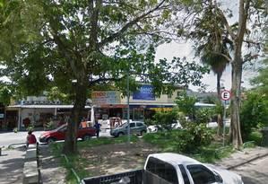 Rio da Prata, em Campo Grande Foto: Google Street View