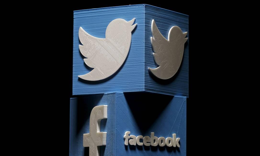 Medida levanta dúvidas se Twitter e Facebook podem sofrer sanções do governo russo Foto: Dado Ruvic / Reuters
