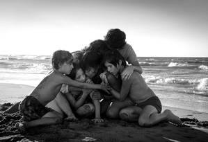 Cena de 'Roma', de Alfonso Cuarón Foto: Divulgação
